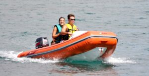 Mini Speedboats
