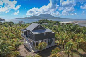 Coconut Eco Farm with Nevis